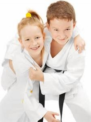 Kids Martial Arts CFG